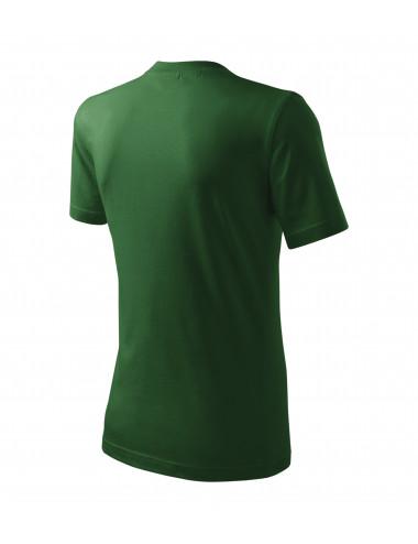 2Adler MALFINI Koszulka unisex Heavy 110 zieleń butelkowa