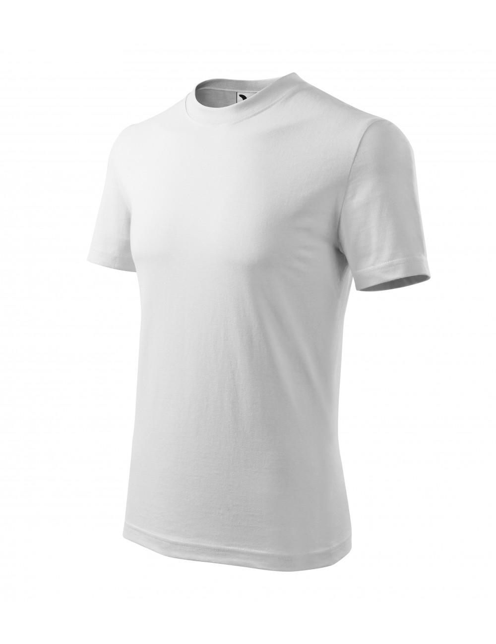 Adler MALFINI Koszulka unisex Heavy 110 biały
