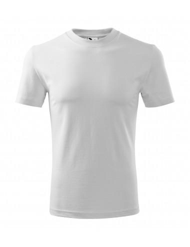 2Adler MALFINI Koszulka unisex Heavy 110 biały