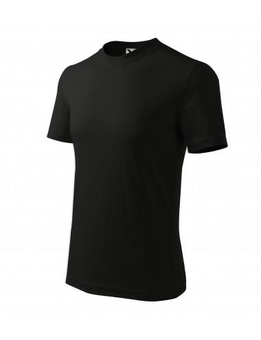 Adler MALFINI Koszulka unisex Heavy 110 czarny