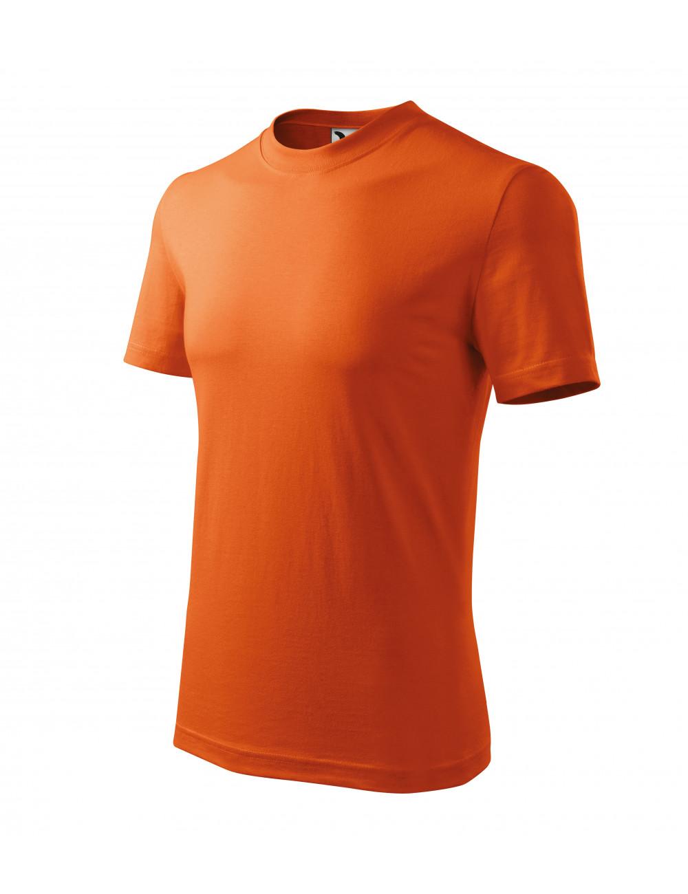 Adler MALFINI Koszulka unisex Heavy 110 pomarańczowy