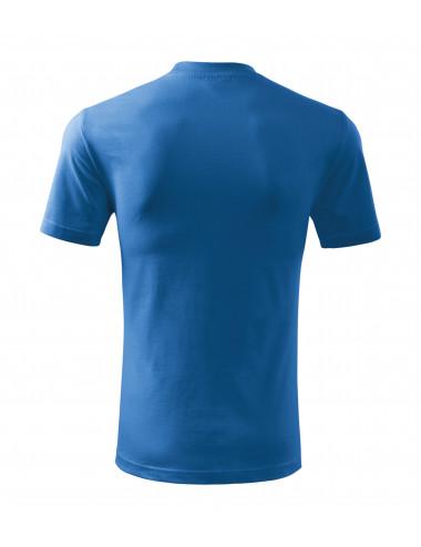2Adler MALFINI Koszulka unisex Heavy 110 lazurowy