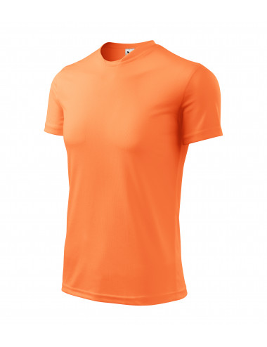 Adler MALFINI Koszulka męska Fantasy 124 neon mandarine