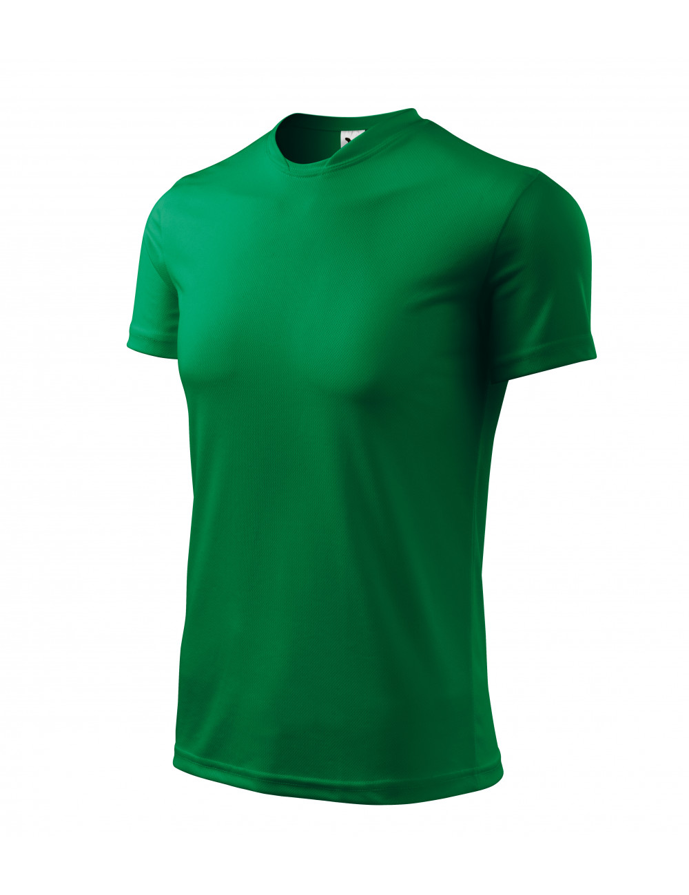 Adler MALFINI Koszulka męska Fantasy 124 zieleń trawy