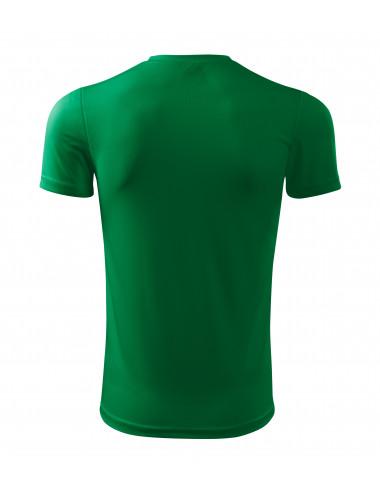 2Adler MALFINI Koszulka męska Fantasy 124 zieleń trawy