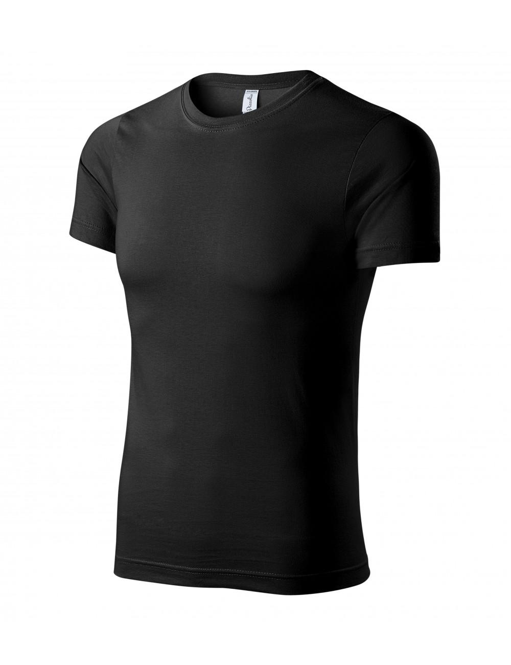 Adler PICCOLIO Koszulka unisex Paint P73 czarny