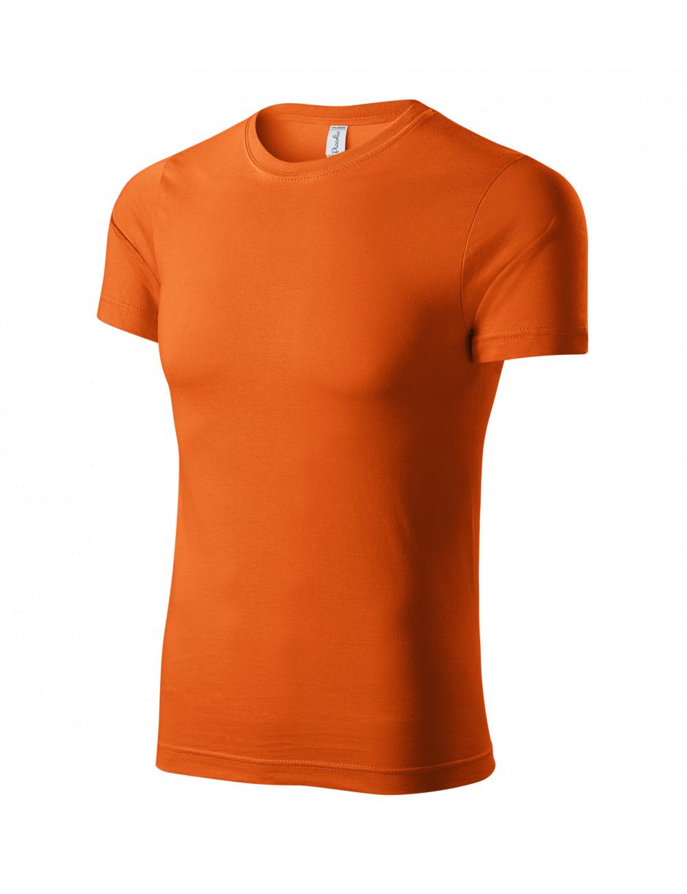 Adler PICCOLIO Koszulka unisex Paint P73 pomarańczowy