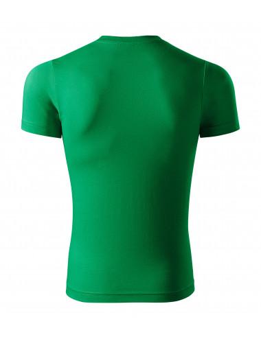 2Adler PICCOLIO Koszulka unisex Paint P73 zieleń trawy