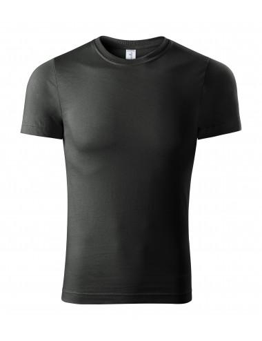 2Adler PICCOLIO Koszulka unisex Paint P73 ciemny khaki