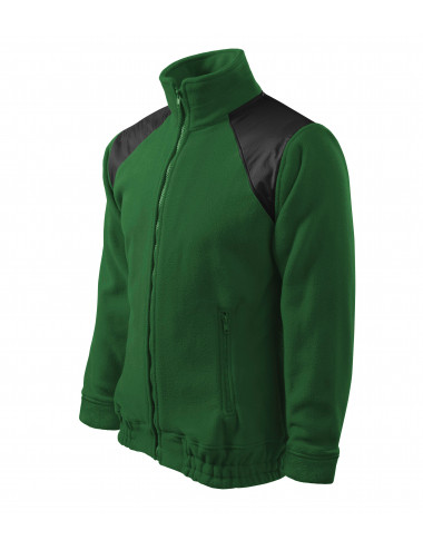 Adler RIMECK Polar unisex Jacket Hi-Q 506 zieleń butelkowa