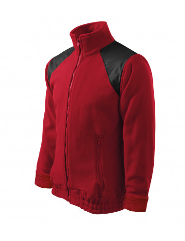 2Adler RIMECK Polar unisex Jacket Hi-Q 506 marlboro czerwony