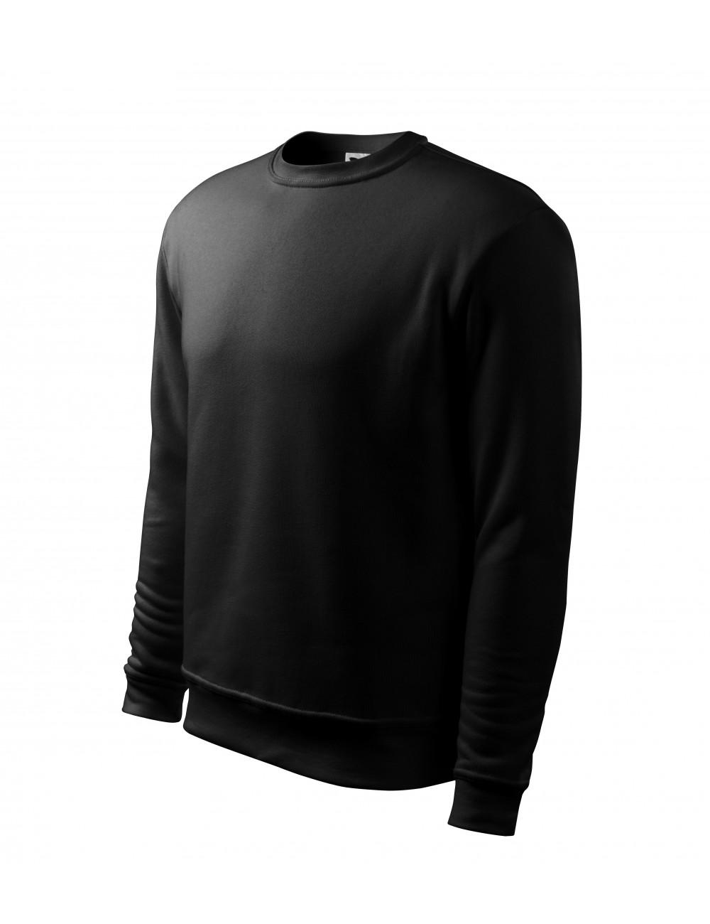 Adler MALFINI Bluza męska/dziecięca Essential 406 czarny