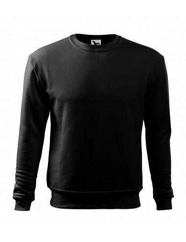 2Adler MALFINI Bluza męska/dziecięca Essential 406 czarny