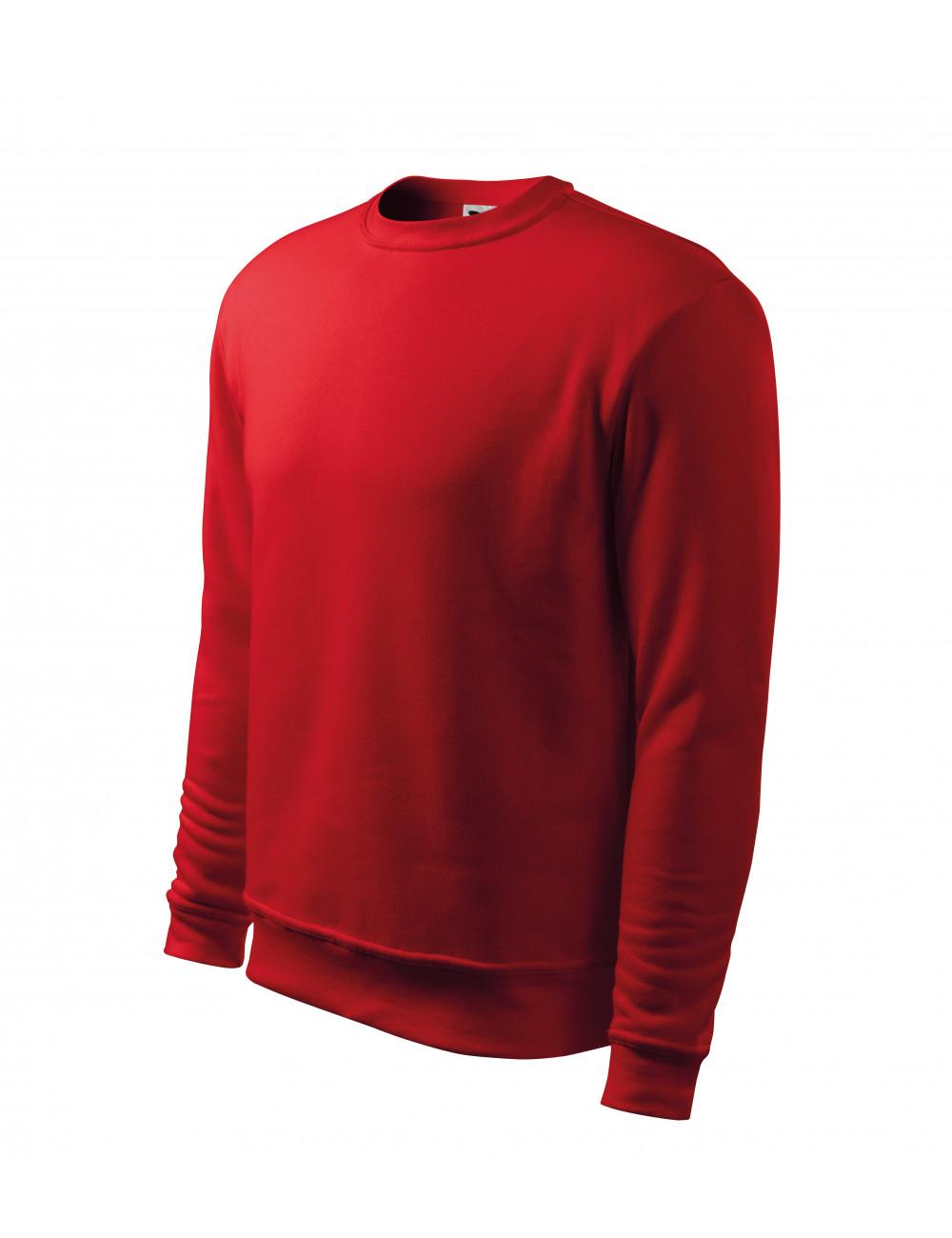 Adler MALFINI Bluza męska/dziecięca Essential 406 czerwony