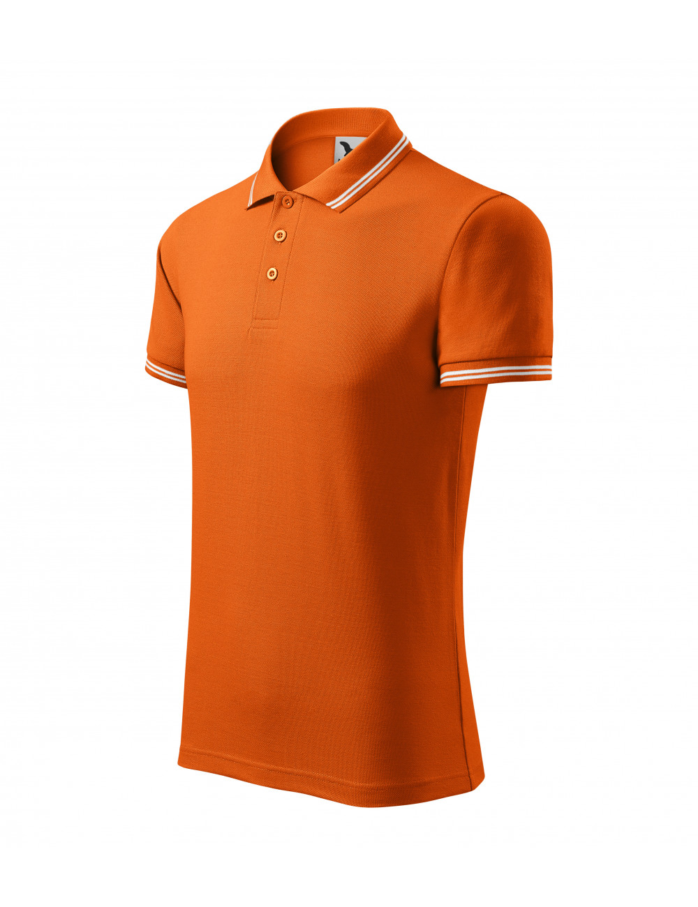 Adler MALFINI Koszulka polo męska Urban 219 pomarańczowy