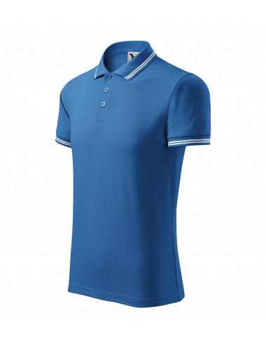 2Adler MALFINI Koszulka polo męska Urban 219 lazurowy