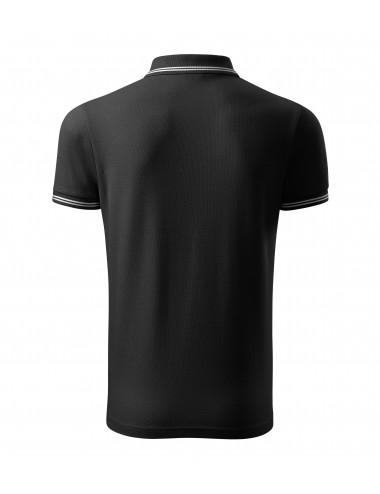 2Adler MALFINI Koszulka polo męska Urban 219 czarny