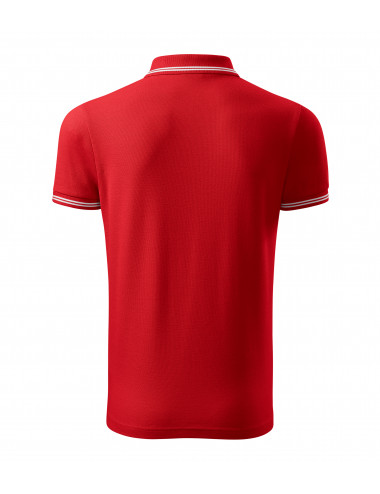 2Adler MALFINI Koszulka polo męska Urban 219 czerwony