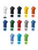 2Adler MALFINI Koszulka polo męska Urban 219 błękitny