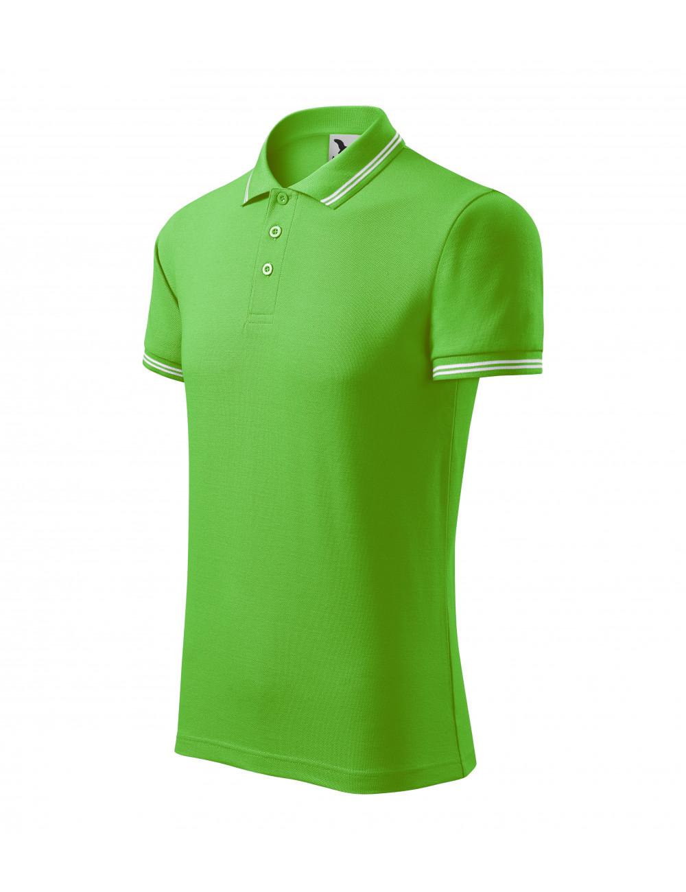 Adler MALFINI Koszulka polo męska Urban 219 green apple