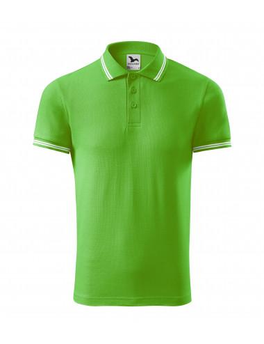 2Adler MALFINI Koszulka polo męska Urban 219 green apple