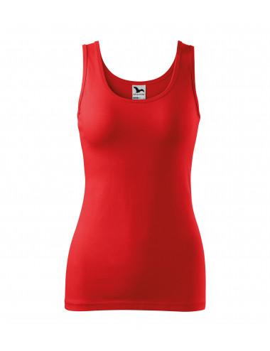 2Adler MALFINI Top damski Triumph 136 czerwony