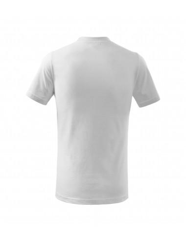 2Adler MALFINI Koszulka dziecięca Basic 138 biały