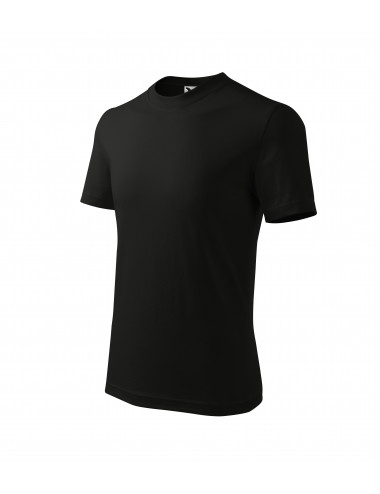 2Adler MALFINI Koszulka dziecięca Basic 138 czarny