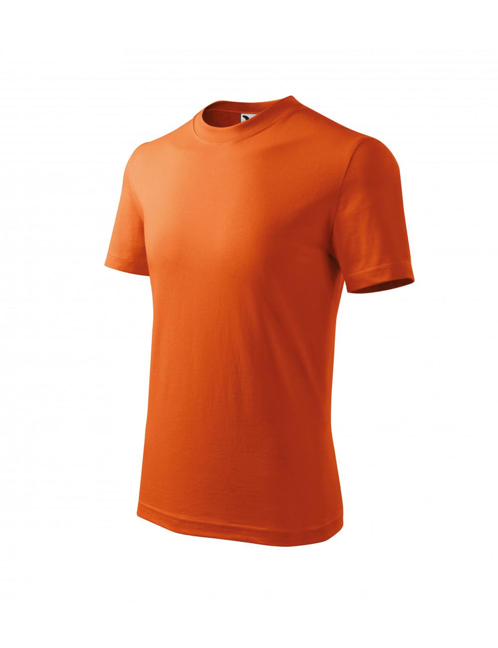 Adler MALFINI Koszulka dziecięca Basic 138 pomarańczowy