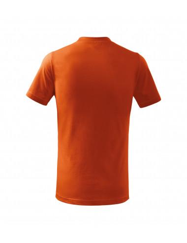 2Adler MALFINI Koszulka dziecięca Basic 138 pomarańczowy