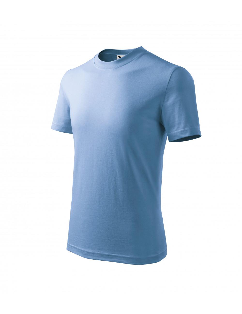 Adler MALFINI Koszulka dziecięca Basic 138 błękitny