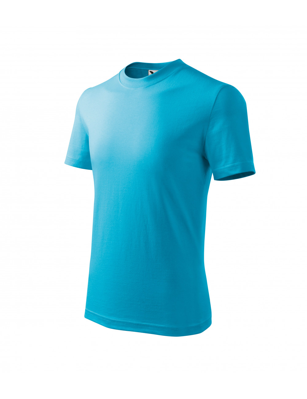 Adler MALFINI Koszulka dziecięca Basic 138 turkus