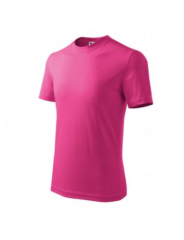 2Adler MALFINI Koszulka dziecięca Basic 138 malinowy