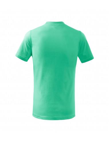 2Adler MALFINI Koszulka dziecięca Basic 138 miętowy