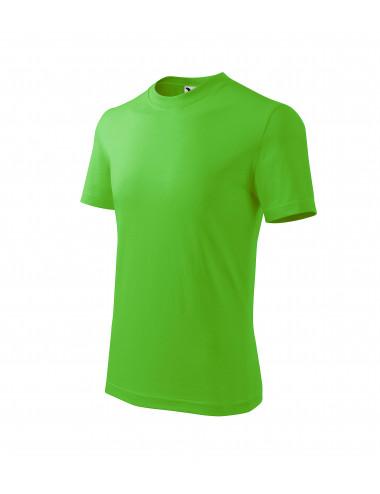 2Adler MALFINI Koszulka dziecięca Basic 138 green apple