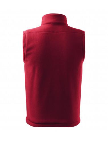 2Adler RIMECK Kamizelka polarowa unisex Next 518 marlboro czerwony