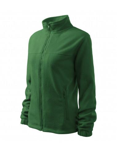 Adler RIMECK Polar damski Jacket 504 zieleń butelkowa