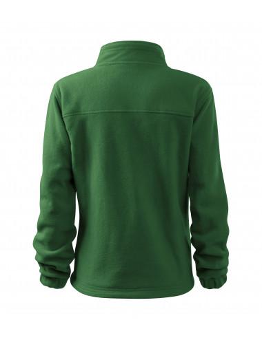 2Adler RIMECK Polar damski Jacket 504 zieleń butelkowa