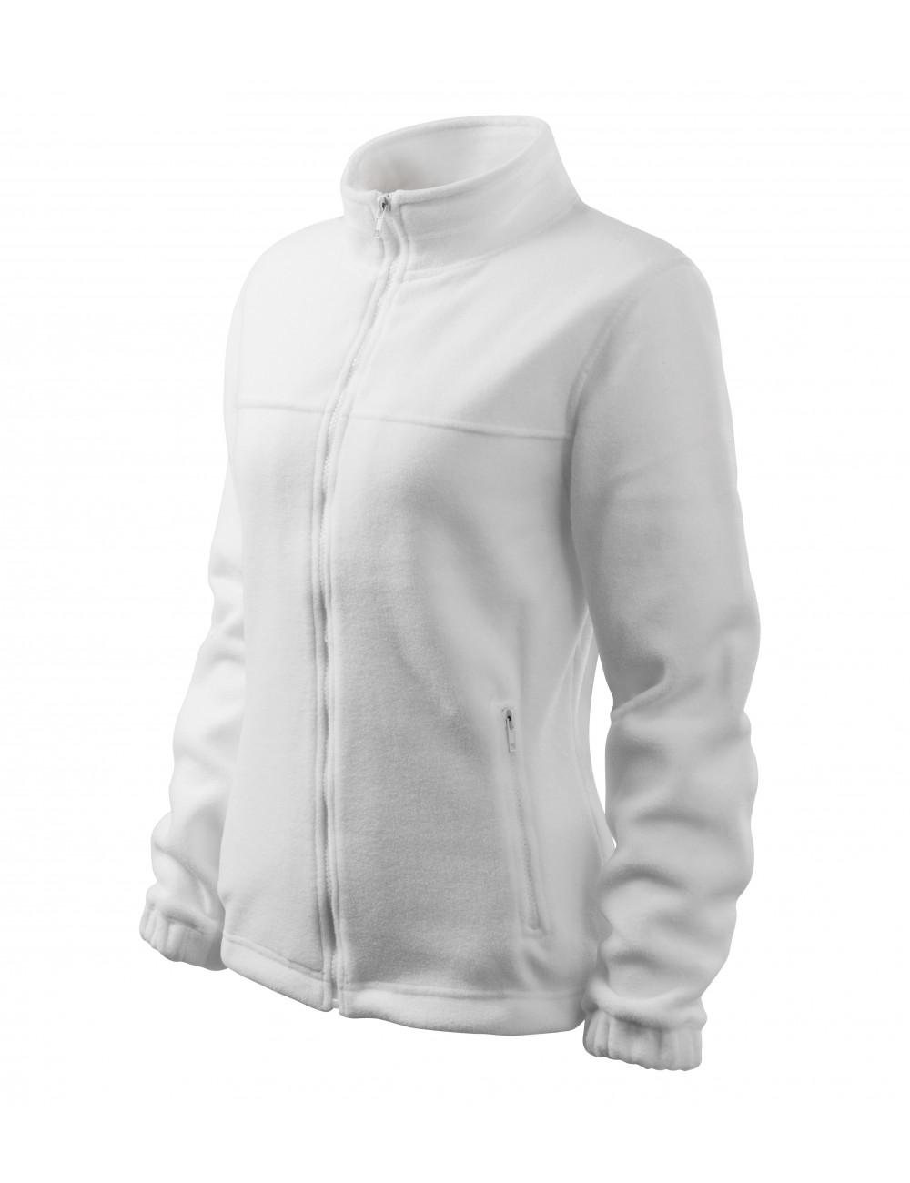 Adler RIMECK Polar damski Jacket 504 biały
