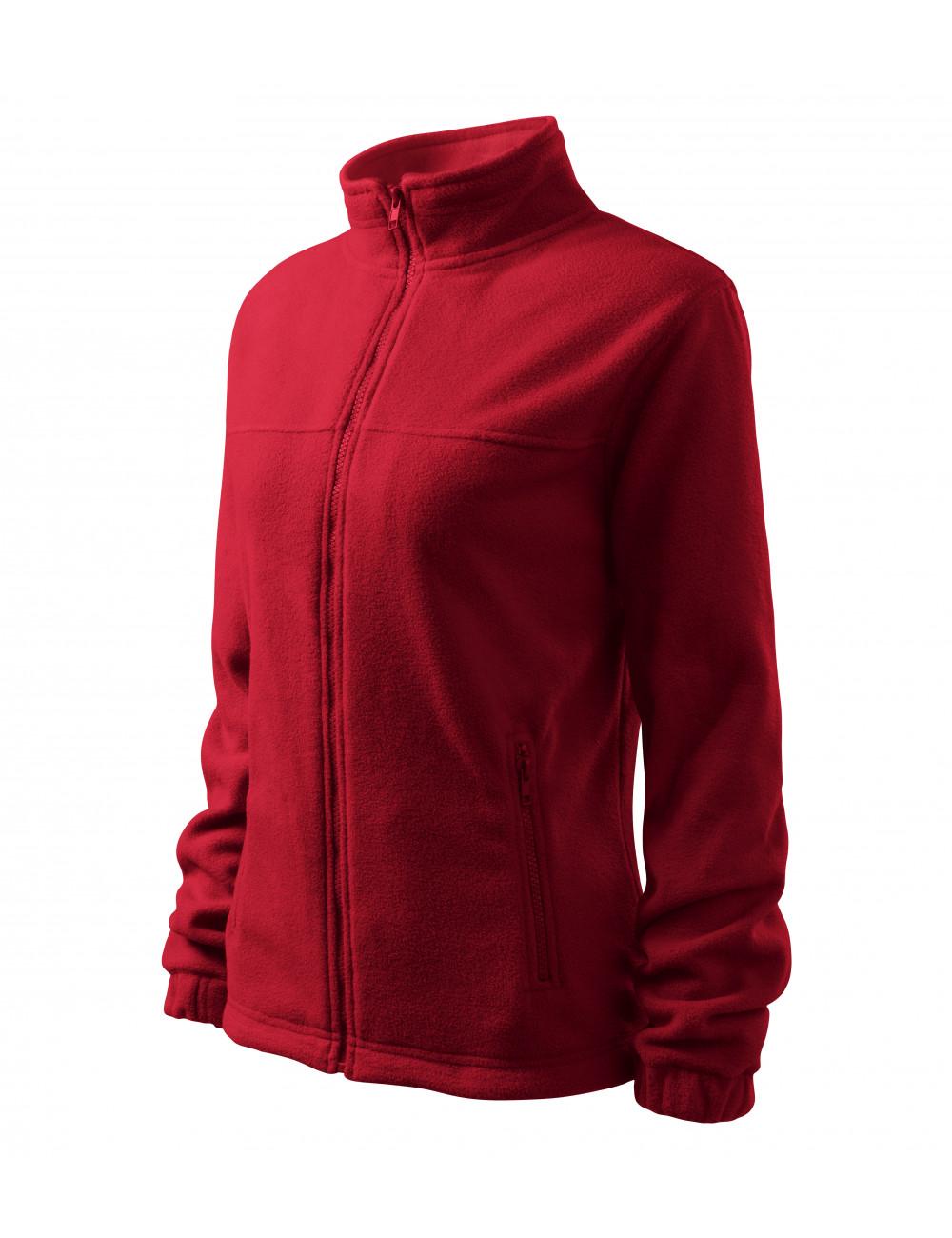 Adler RIMECK Polar damski Jacket 504 marlboro czerwony