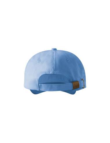 2Adler MALFINI Czapka unisex 6P 305 błękitny
