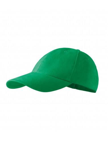 2Adler MALFINI Czapka unisex 6P 305 zieleń trawy