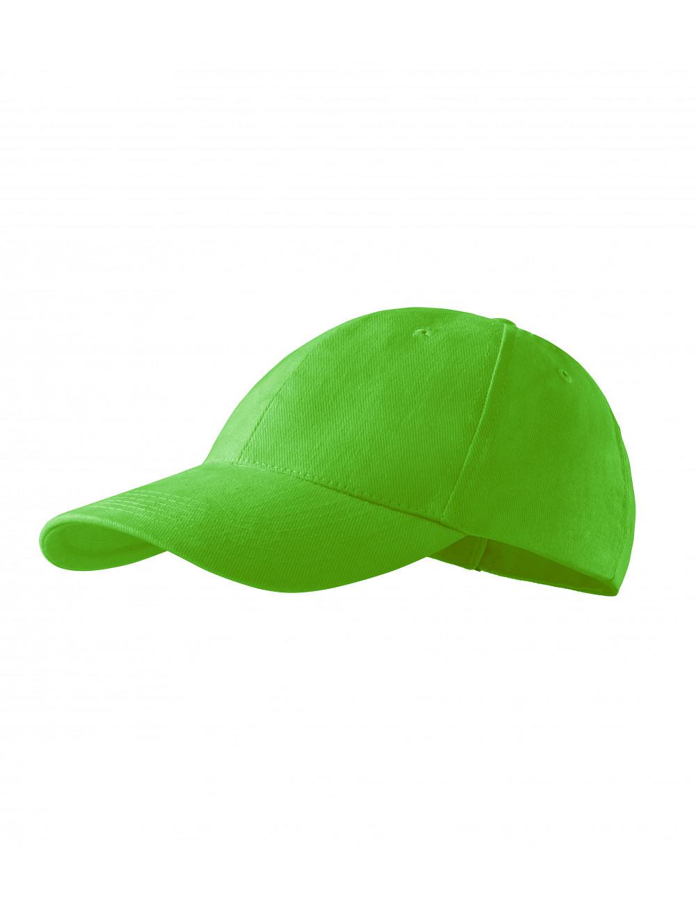 Adler MALFINI Czapka unisex 6P 305 green apple