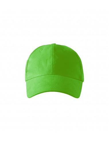 2Adler MALFINI Czapka unisex 6P 305 green apple
