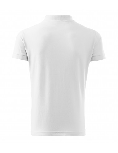 2Adler MALFINI Koszulka polo męska Cotton Heavy 215 biały