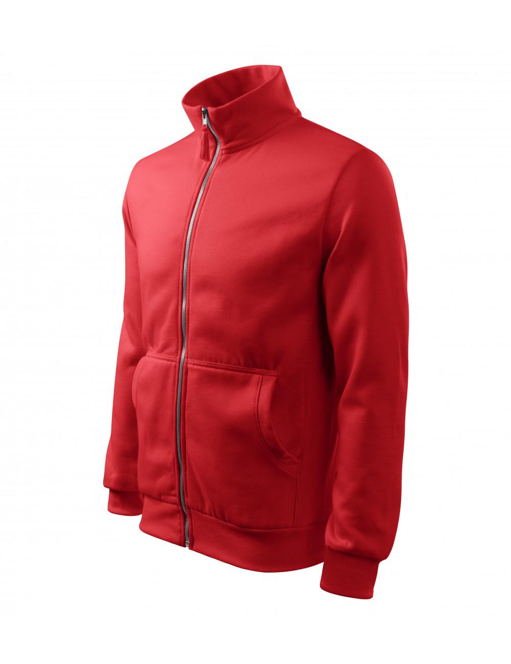 Adler MALFINI Bluza męska Adventure 407 czerwony