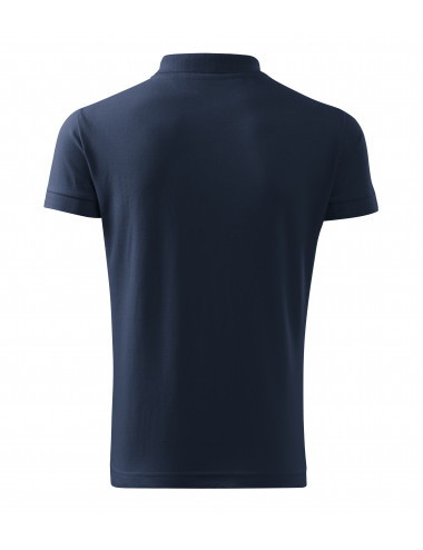 2Adler MALFINI Koszulka polo męska Cotton 212 granatowy