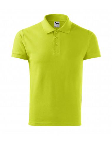 2Adler MALFINI Koszulka polo męska Cotton 212 limetka