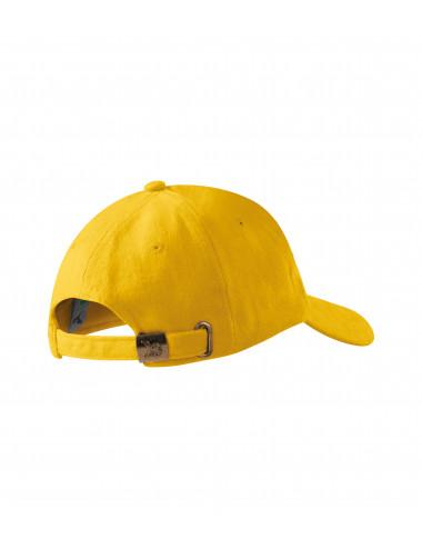 2Adler MALFINI Czapka unisex 5P 307 żółty