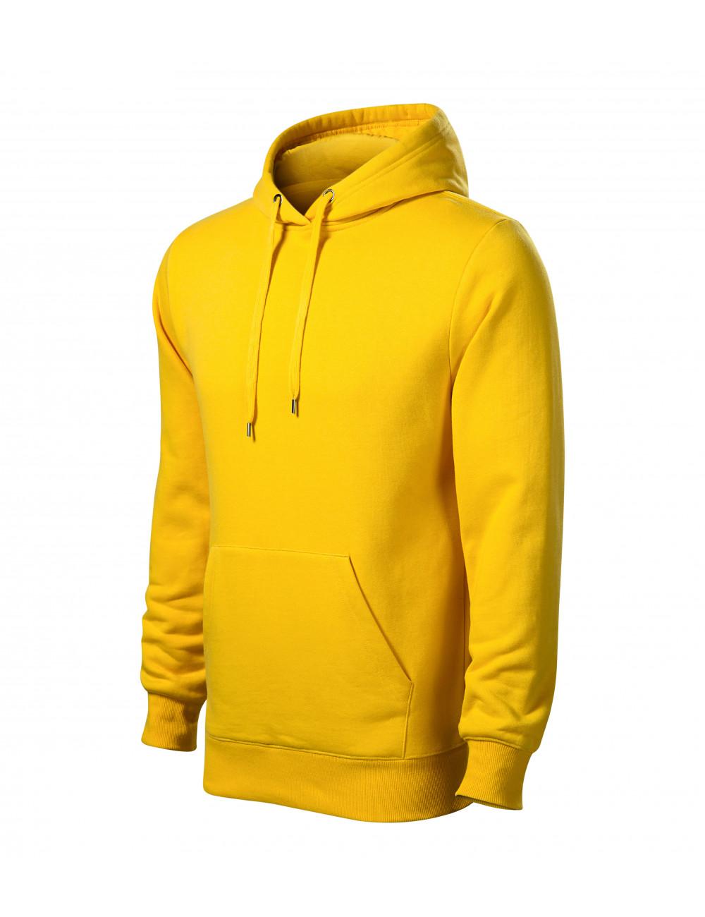 Adler MALFINI Bluza męska Cape 413 żółty